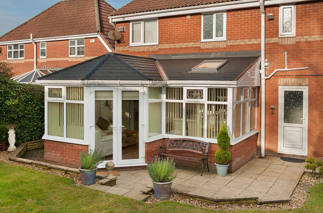 ultraroof-360 tiled conservatory roof replacement