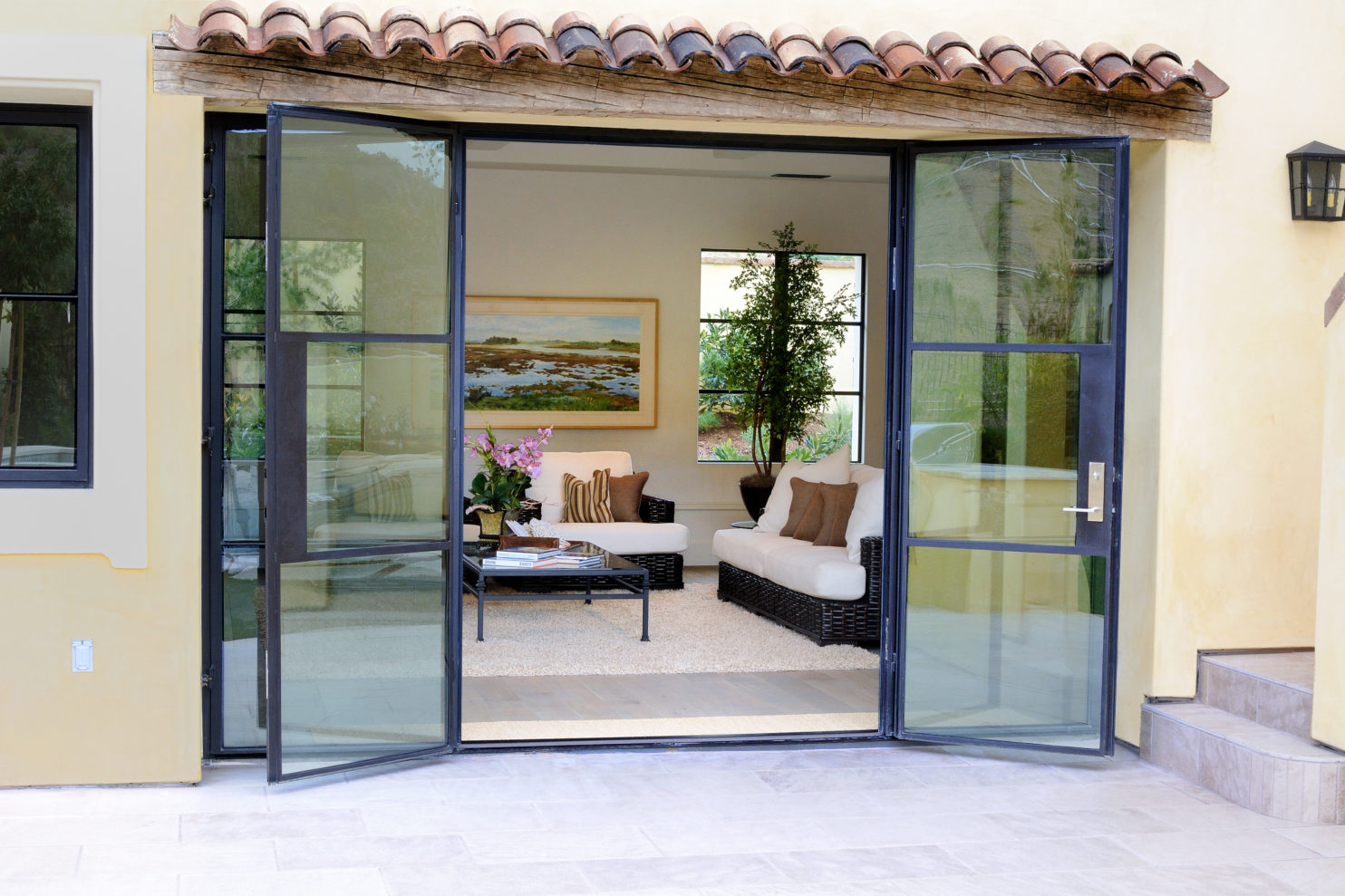 5 beautiful french door designs northants windows for French door designs