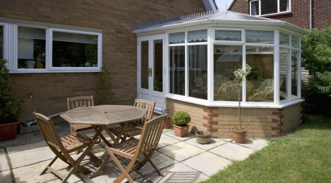 Conservatory vs Extension